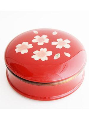 漆小箱 桜 (販売済)
