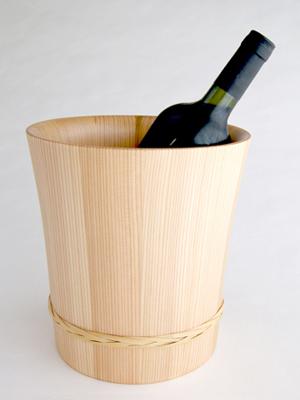 秋田杉桶樽ワインクーラー(在庫切れ)
