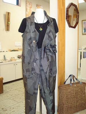 リメイクパンツスーツ No.736 販売済