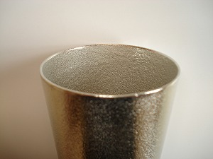 ビアカップ (錫すず) 販売済