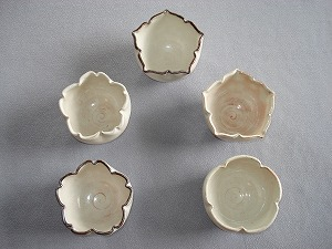 (角館)白岩焼 小鉢 – 販売済