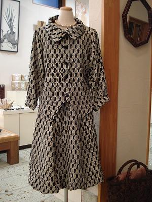 絞りスーツ No.762