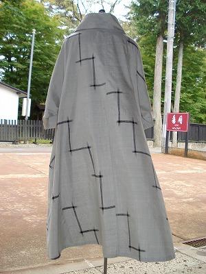 リメイク 紬ワンピース(No761)