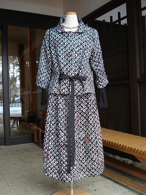 絞りスーツ No.834