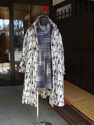 お着物のコート No.839