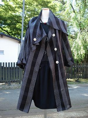 紗のコート No846