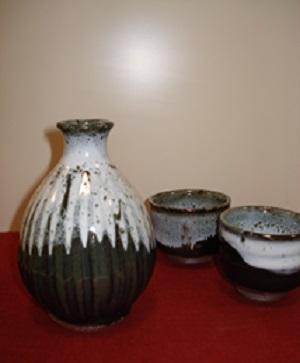 酒器セット(陶器)