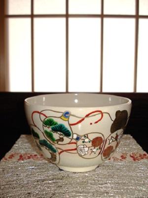 抹茶碗(京焼)